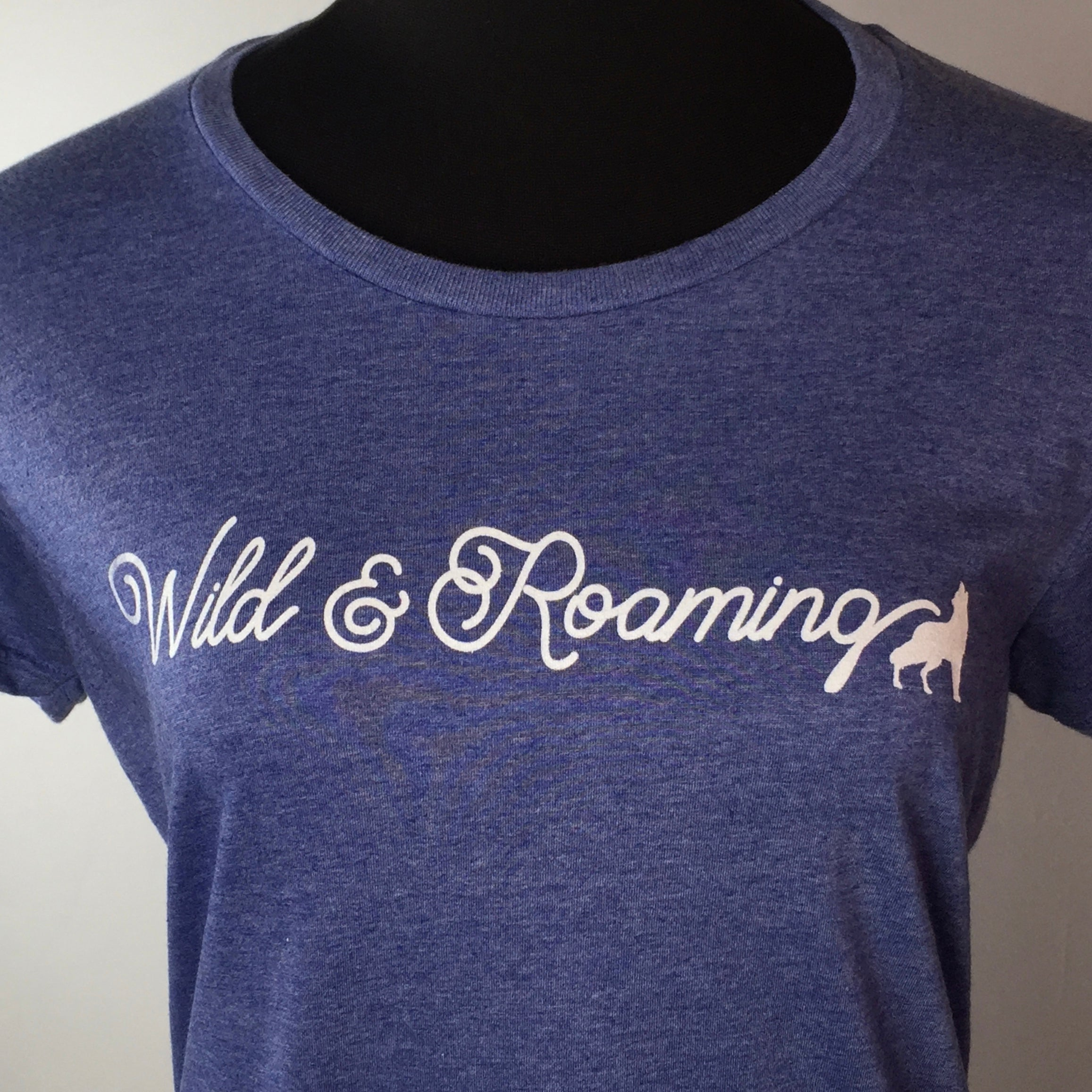 Wild & Roaming Women's Short Sleeve T-Shirt