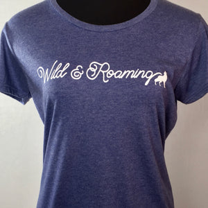 Wild & Roaming Women's Short Sleeve T-Shirt - Wild & Roaming