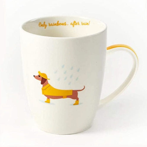 Only Rainbows After Rain Coffee Mug
