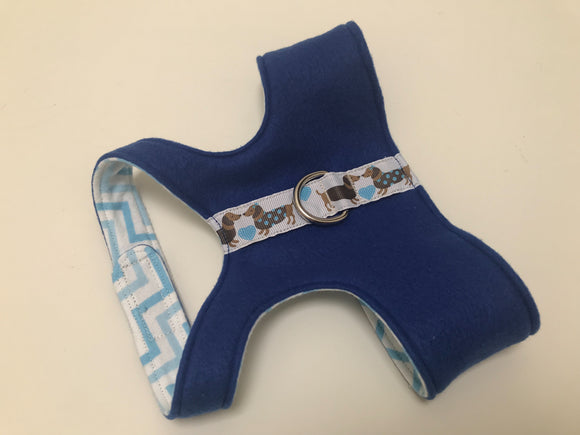 SaucyDog Soft Harness