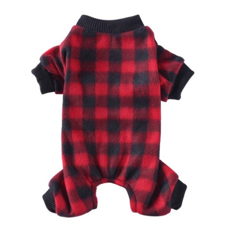 Red Buffalo Plaid Jams