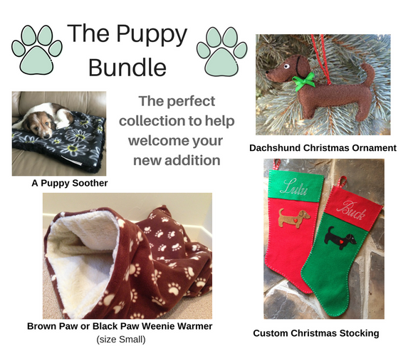 New Puppy Bundle