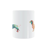Colorful Dachshund Coffee Mug