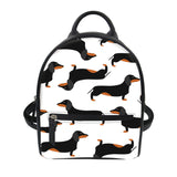 Darling Dachshund Backpack
