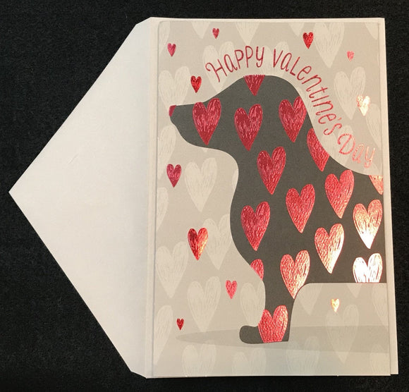 Lots of Love Valentine's Day Card