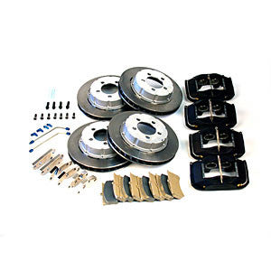 01006GN - BRAKE KIT WILWOOD COMPETITION