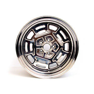 01027L - STOCK 17X11 ALUM RIMS REAR