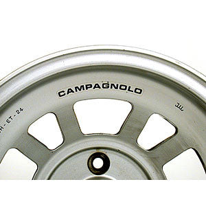 01030B - WHEEL DECAL CAMPAGNOLO BLACK