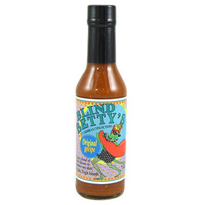Blind Betty Original Caribbean Concoction, 5 oz.