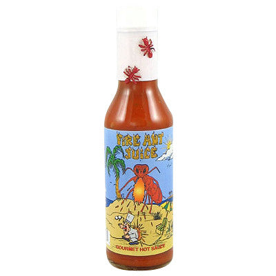 Fire Ant Juice Gourmet Hot Sauce, 5 oz.