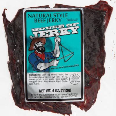Natural Style Beef Jerky
