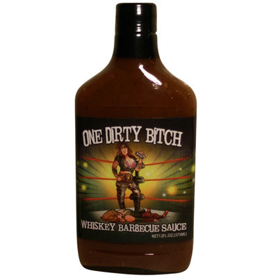ODB's Whiskey BBQ Sauce, 12 oz.