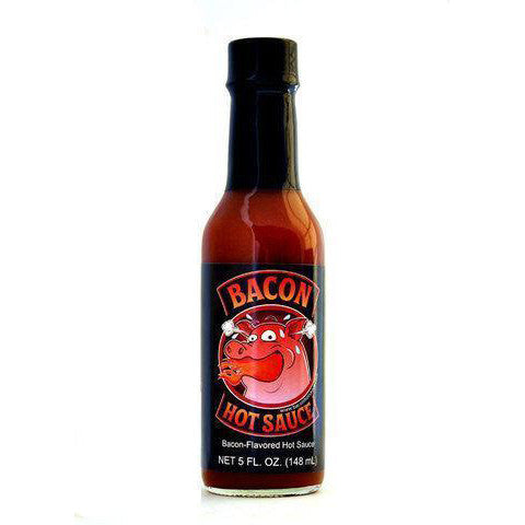 Bacon Hot Sauce, 5 oz.