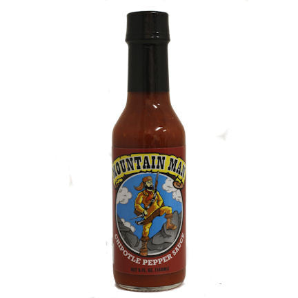 Mountain Man Chipotle Hot Sauce 5 oz.
