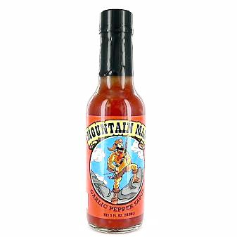 Mountain Man Louisiana Garlic Pepper Sauce, 5 oz.
