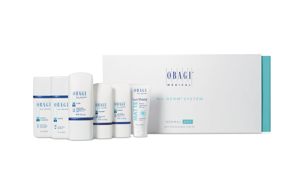 Obagi Nu-Derm Travel Kit (Norm-Oily & Norm-Dry)