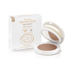 Avene High Protection Tinted Compact SPF 50, Honey