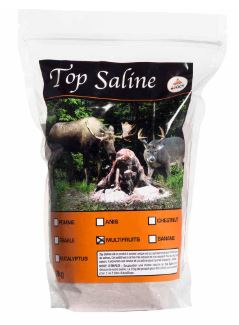 Additif pour saline top saline aux multifruits