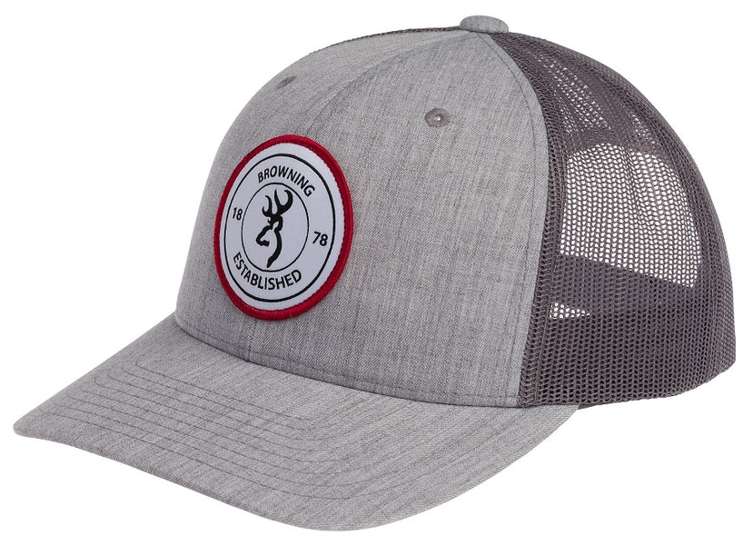 Casquette browning scout heather