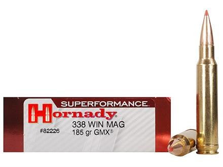 Balles SUPERFORMANCE cal.338 WIN MAG