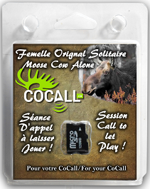 Carte de son COCALL