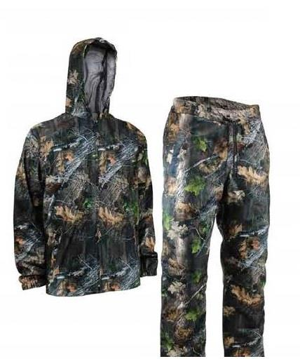 Ensemble imperméable camo