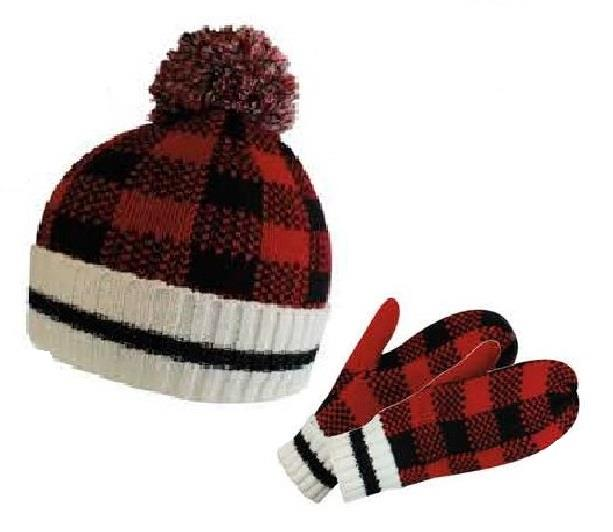 Ensemble tuque et mitaines