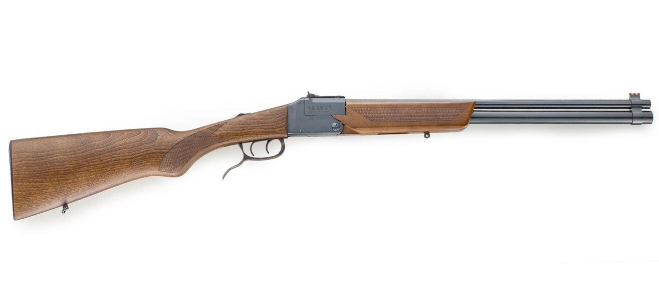 Arme DOUBLE BADGER 22 LR / 20