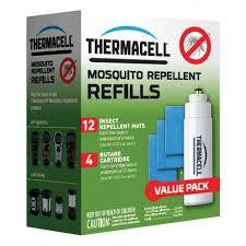 Recharges pour appareil anti-moustiques Thermacell