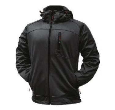 Manteau softshell QUEST