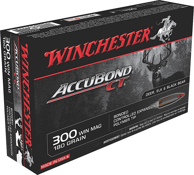 Balles ACCUBOND CT cal.300 WIN MAG