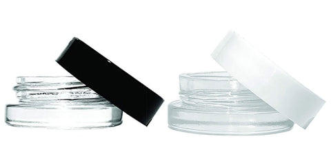 7ml jars Cannabis packaging Concentrate jars Low profile Lip balm container