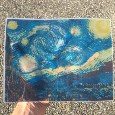 Oil Slick® Canvas-Featured,Non-Stick Pads,Oil Slick Products-silicone Dab pad mood mat silicone mat slick mat slick pad dab tray mothership pad