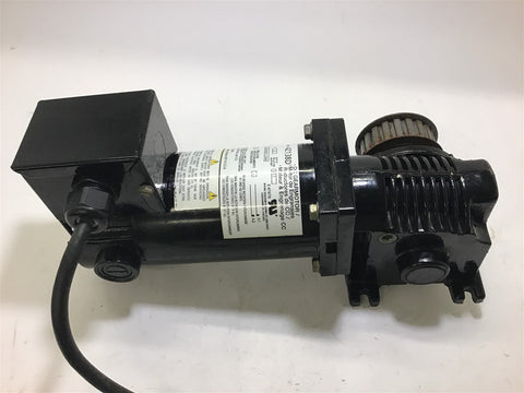 Dayton 4Z138D DC Gear Motor 1/8 Hp 90 Volts 30 Rpm 60:1 Ratio