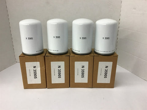 N 35905 Hydraulic Filter lots of 4