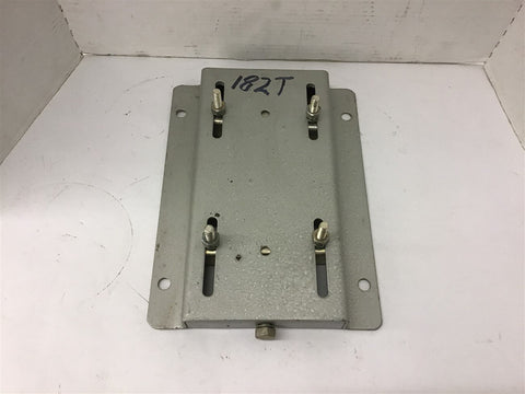 182T Adjustable Motor Frame
