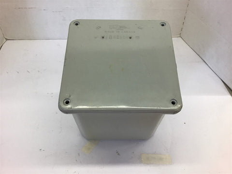 Allied Moulded products Junction box 6x6x6