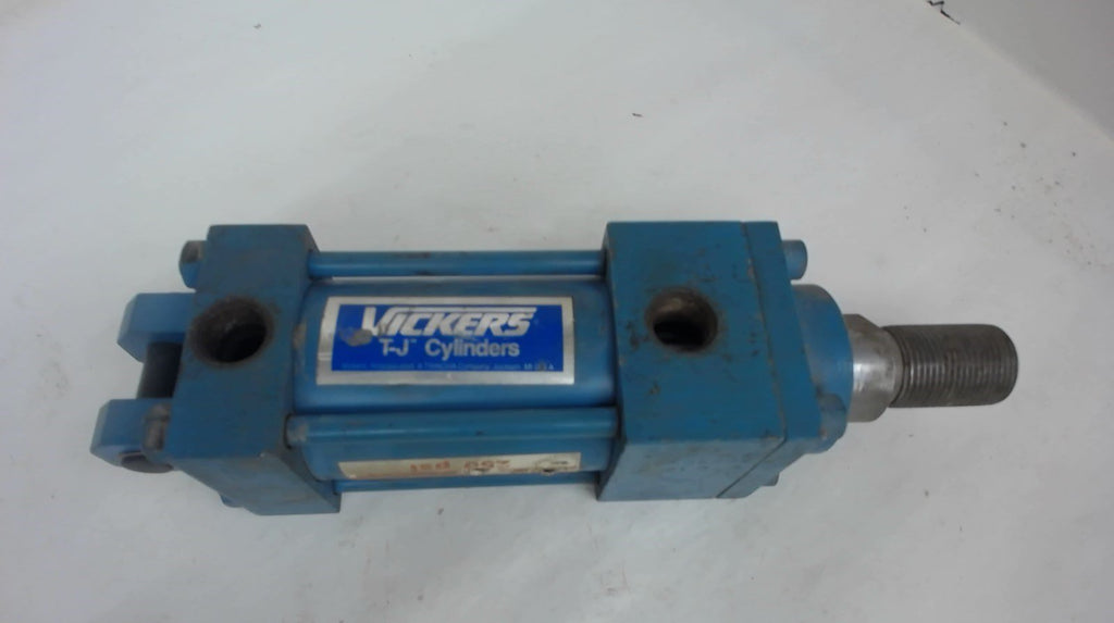 "VICKERS T-J CYLINDERS, TE10DRLA1AA02000, PNEUMATIC CYLINDER, 2-5/8"" STROKE"