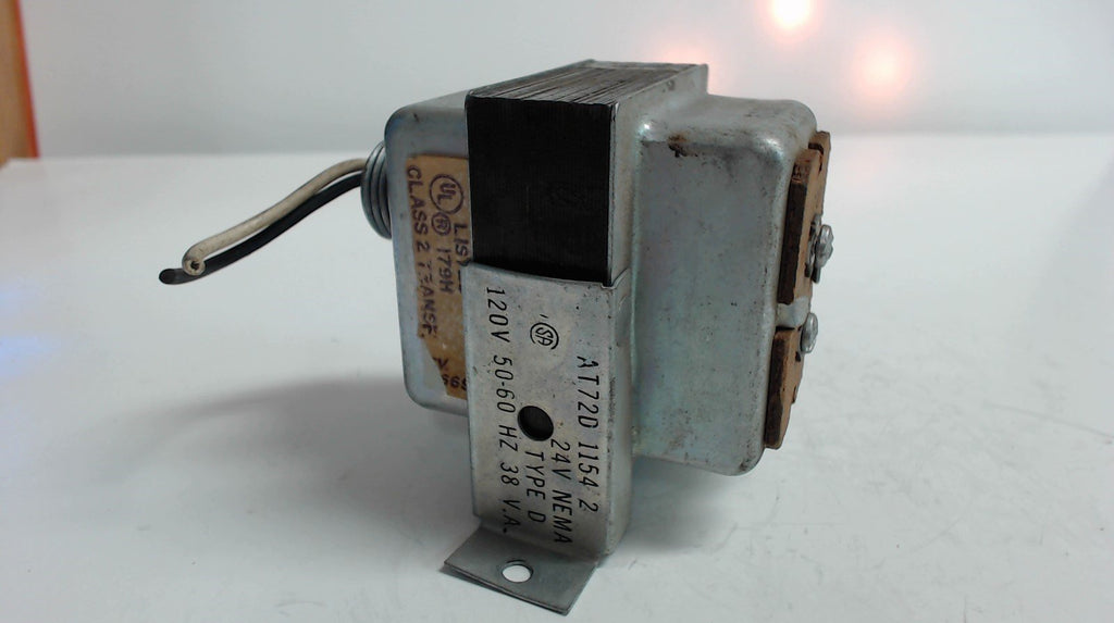 HONEYWELL CONTROL CIRCUIT TRANSFORMER  -  AT72D 1154 2  - 24V - TYPE D - 120V