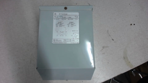 GENERAL ELECTRIC TRANSFORMER 9T51B0011, 1.50 KVA, SINGLE PHASE, 60 HZ