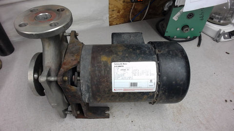 A.O SMITH H706, 2.0 HP, 3450 RPM, 2P, G56J FR, 208-230/460V WITH STAINLESS PUMP