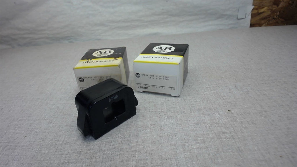 Allen Bradley 79A86 Operating Coil 110/120V--50/60Hz