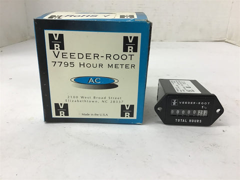 Veeder-Root 779536-201 Counter 120 vac