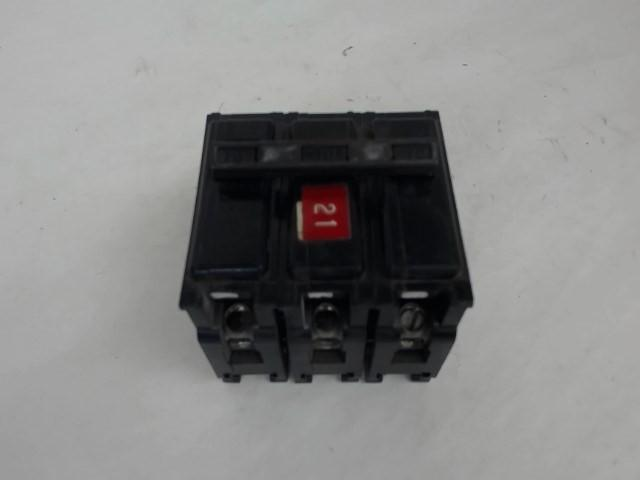 ITE, EQ-P370, CIRCUIT BREAKER, TYPE EQ-P, 3 POLE, 70 AMPS