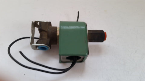 "ASCO -- X8314B35 -- SOLENOID VALVE -- 220 VOLTS -- 125PSI --- 1/4"" PIPE FITTINGS"