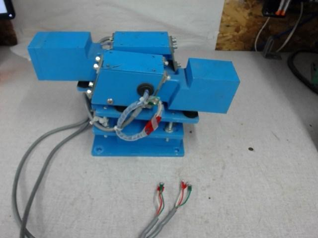 VIBRATORY FEEDER WITH BASE. 220 VOLT COIL, PSF-1