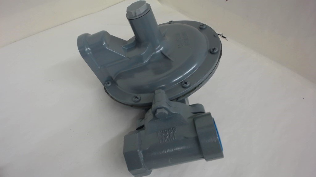 "AMERICAN METER CO. 1813, 3/16 ORF., SPR 6""-15"", 0518, PRESSURE REGULATOR"
