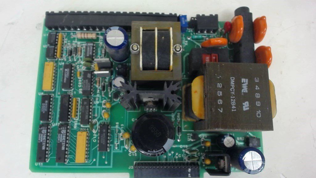 COMP SIDE MCW-A 4195 CIRCUIT BOARD