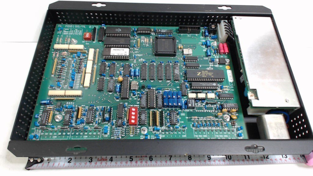 AREL  CONTROL PANEL   RL R80188/ML 0398  - POWER 24VDC UNREGULATED