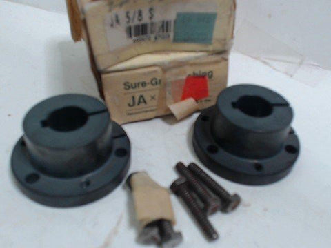 2 - WOODS SURE GRIP BUSHING   - JA 5/8  -  NEW